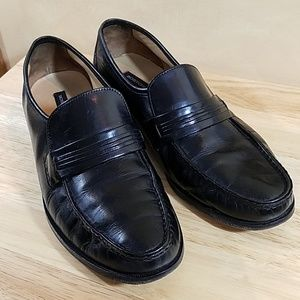 Bostonian Leather Slip-Ons, sz 10